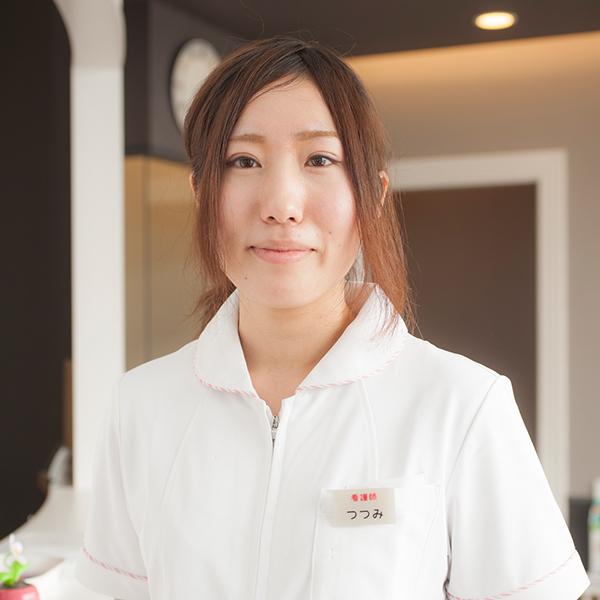 看護師 堤加奈恵(つつみかなえ)